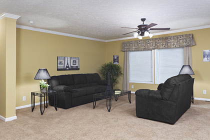 Faith Homes offers a variety of different designs for new home buyers in Northwest Indiana and Northeast Illinois.