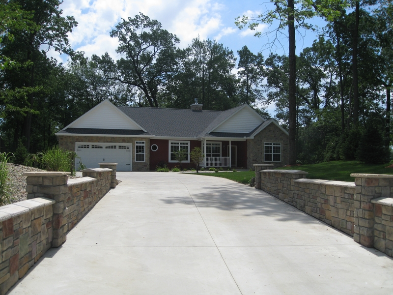 Ranch Exteriors From Rochester Homes